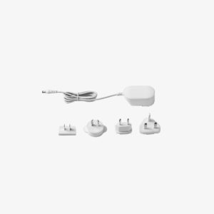 Multi plug adapter set for Foldio360 turntable for product photography