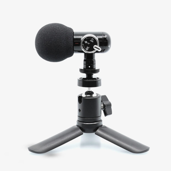 Q-Mic for 360 Product Videos