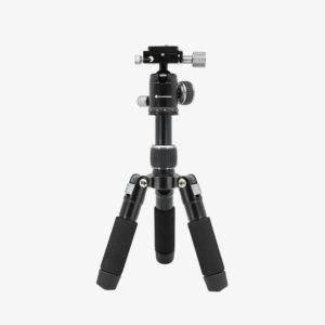 Tripod50v for product photo cameras and mobile phones