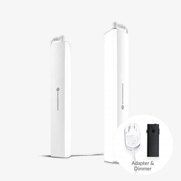 halo bar kit with adapter and dimmer included
